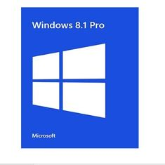 Microsoft Windows 8.1 Professional Retail Key  Win 8.1 Pro 64 Bit License Key online activation